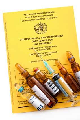 Schutzimpfungen & Prophylaxe für die Tropen